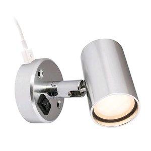 Leeslamp LED Batsystem + USB (!)