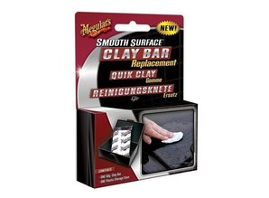 Meguiar's Smooth Surface Clay Bar Replacement - 50 gram