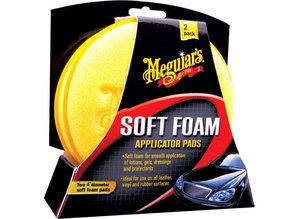 Meguiar's Soft Foam Applicator Pads