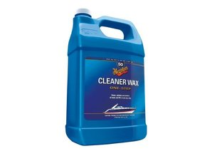 Meguiar's Marine Cleaner Wax One Step Liquid - 3,78L
