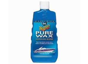 Meguiar's Marine Pure Wax Carnauba Blend - 473ml