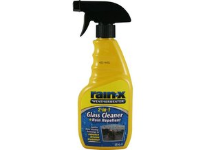 Rain-X 2-in-1 Glass Cleaner + Anti Regen - 500ml