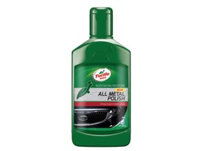 Turtle Wax All Metal Polish - 300ml
