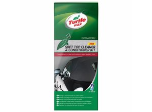 Turtle Wax Soft Top Reiniger & Conditioner