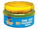 Meguiar's Marine Cleaner Wax One Step Paste - 397gr
