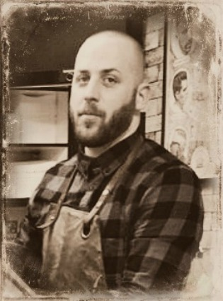 Matt de Barbier DYZL Oldschool Barbershop Lelystad