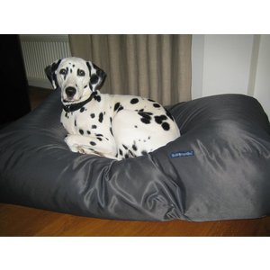 Dog's Companion® Hondenbed Charcoal vuilafstotende coating