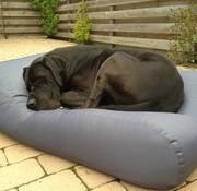 Dog's Companion® Hondenbed Staalgrijs Vuilafstotende Coating