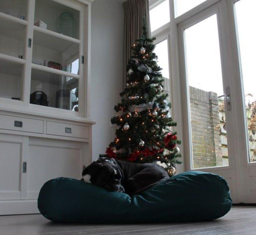 Hondenbed Groen Vuilafstotende Coating