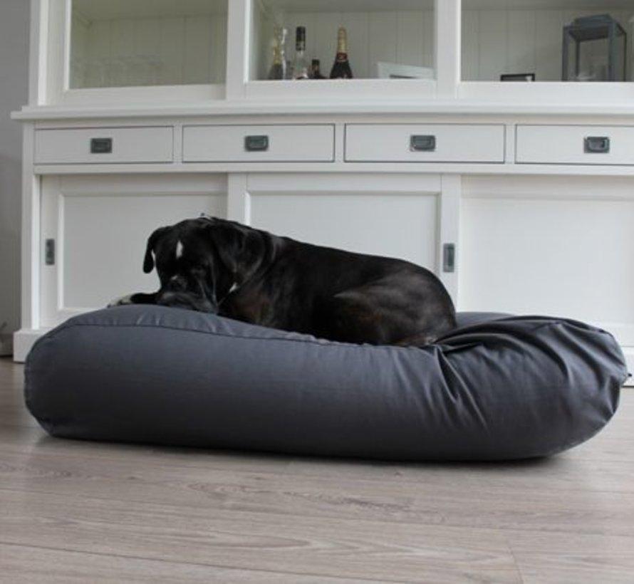 Hondenbed Graniet Grijs Katoen