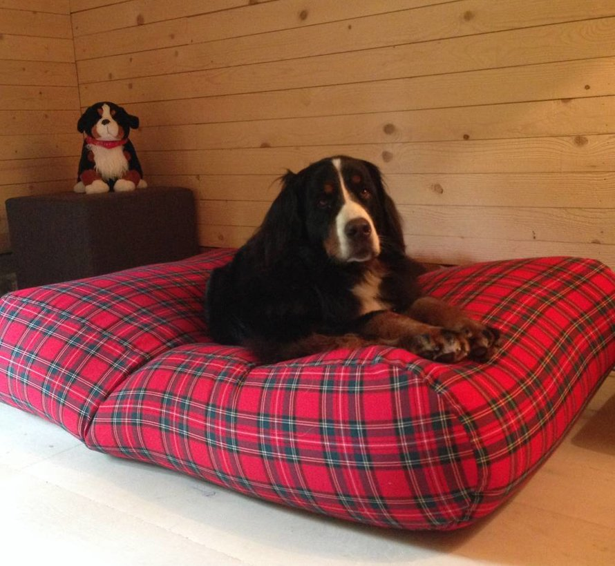 Hondenbed Royal Stewart