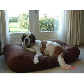 Dog's Companion® Hundebett Schokolade Braun Large