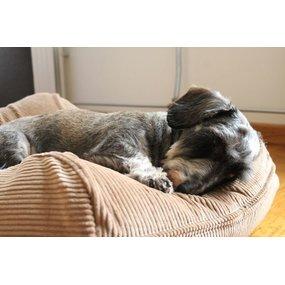 Dog's Companion® Hundebett Kamel (Cord) Small