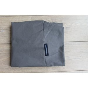 Dog's Companion® Bezug Granit Grau Baumwolle Small