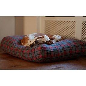 Dog's Companion® Hundebett Scottish Grau Superlarge