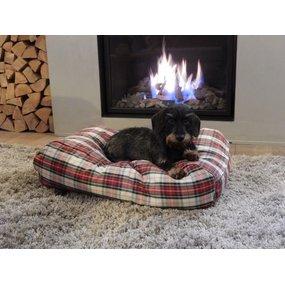 Dog's Companion® Hundebett Dress Stewart Superlarge