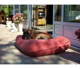 Dog's Companion® Dog bed Brick-Red