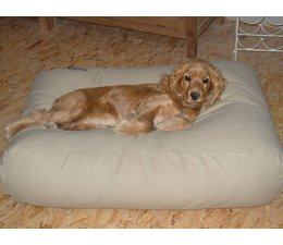 Dog's Companion® Dog bed Beige