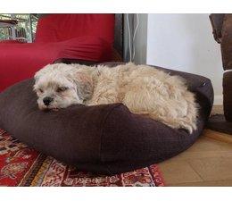 Dog's Companion® Dog bed Chocolate Brown (upholstery)
