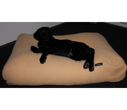 Dog's Companion® Dog bed Maize Yellow (upholstery)