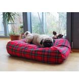 Dog's Companion® Hundebett Royal Stewart