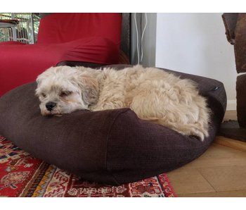 Dog's Companion® Hundebett Schokolade Braun (polster)