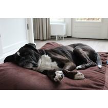 Coussin pour grand chien Moka (corduroy)