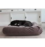 Dog's Companion® Coussin pour grand chien Beige-Marron (corduroy)