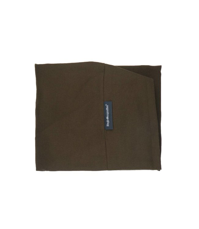Dog's Companion Extra cover Chocolate Brown