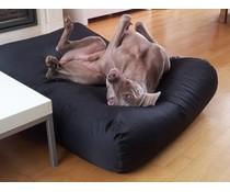 Dog's Companion® Dog bed Black (coating)