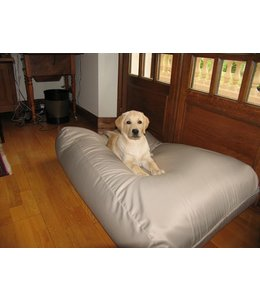 Dog's Companion® Hundebett Extra Small Beige (beschichtet)