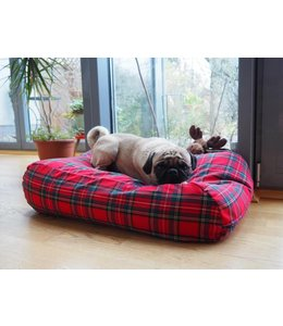 Dog's Companion Lit pour chien Royal Stewart