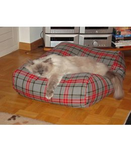 Dog's Companion Coussin pour chat scottish grey
