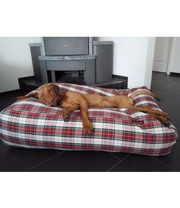 Dog's Companion® Hundebett Superlarge Dress Stewart