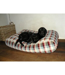 Dog's Companion® Dog bed Extra Small Fleece tartan