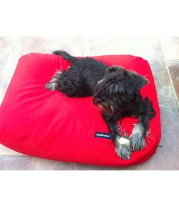 Dog's Companion Lit pour chien Rouge Extra Small