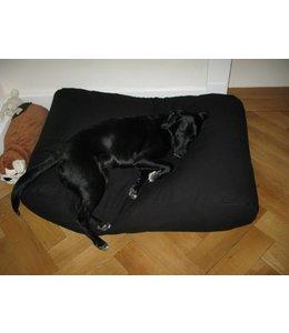 Dog's Companion® Hundebett Medium Schwarz