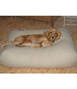 Dog's Companion Lit pour chien Beige Small