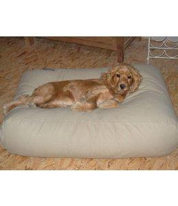 Dog's Companion® Hundebett Medium Beige