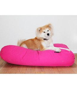Dog's Companion® Hundebett Medium Rosa