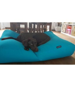 Dog's Companion® Lit pour chien Superlarge Aqua bleu