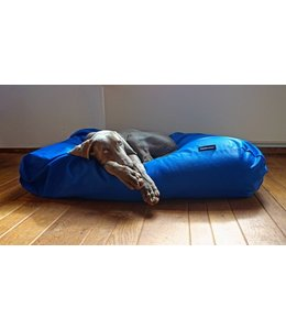 Dog's Companion Dog bed Cobalt Blue (coating) Large