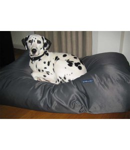 Dog's Companion Hondenbed Charcoal vuilafstotende coating Medium