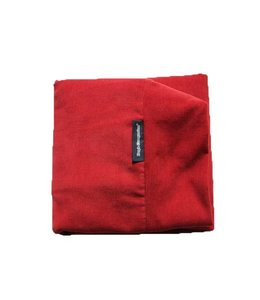 Dog's Companion Extra cover Extra Small Brick Red (Corduroy)