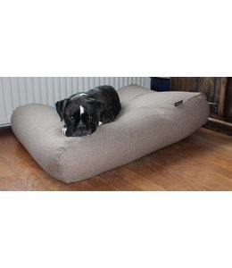 Dog's Companion Hondenbed Extra Small Tweed Lichtbruin