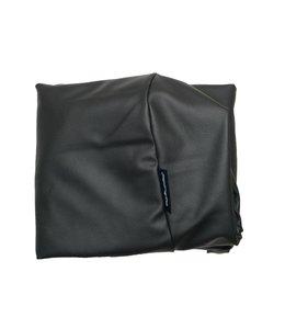 Dog's Companion Housse supplémentaire noir leather look Large