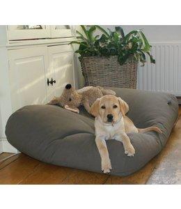 Dog's Companion® Hundebett Medium Mausgrau
