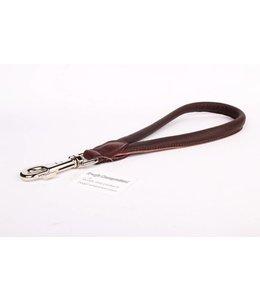 Leather short holder