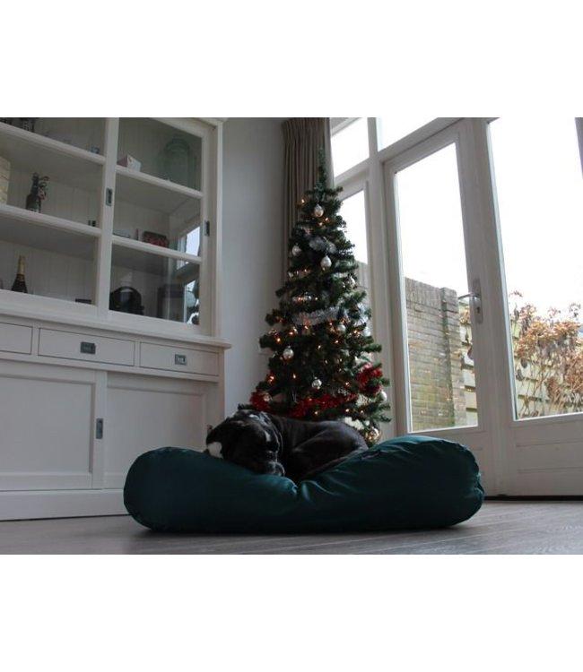Dog's Companion® Dog bed Small Green (coating)