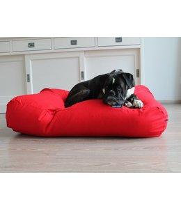 Dog's Companion Hundebett Rot Large